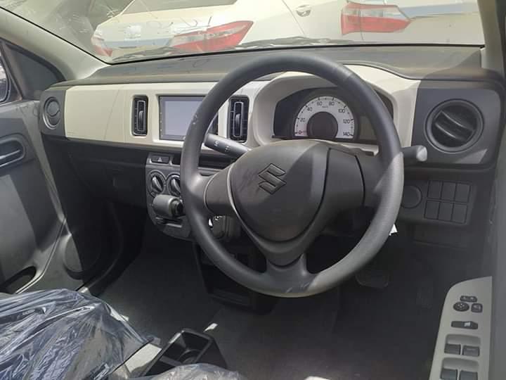 Suzuki Alto 2019 Interior