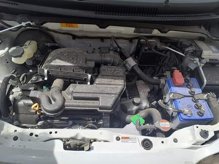 Suzuki Alto 2019 660 cc Engine
